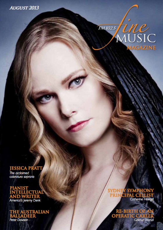 Jessica Pratt featured in Fine Music Magazine: The world at her feet