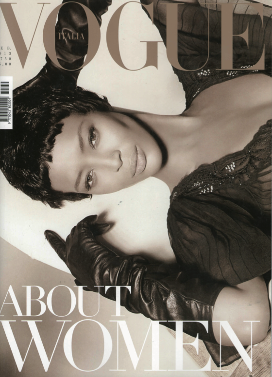 Jessica Pratt featured in Vogue Italia: Melodrama queen