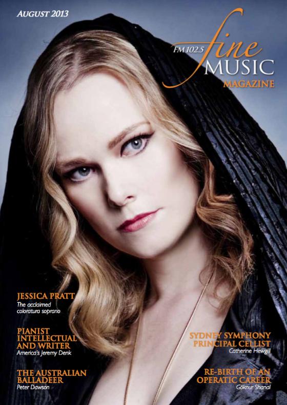 Jessica Pratt featured in Fine Music Magazine: The world at her feet