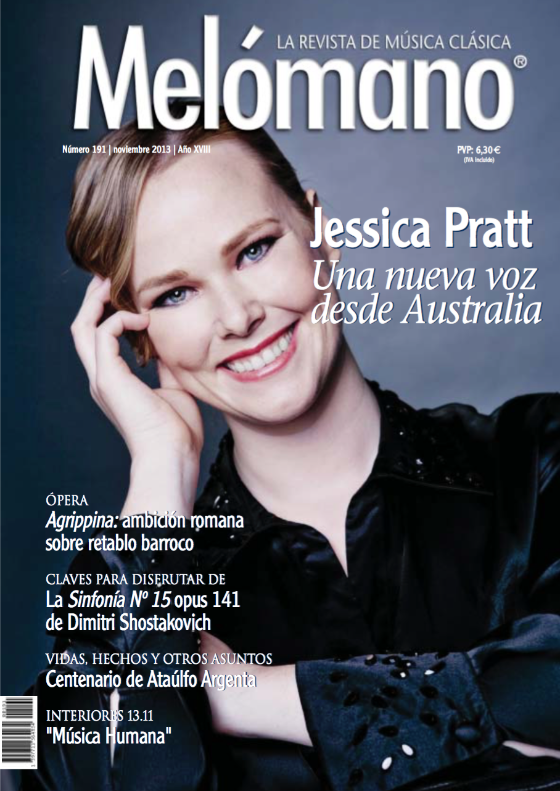 Jessica Pratt featured on Melomano Magazine<br/>Una nueva voz desde Australia